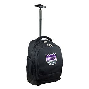 Sacramento Kings Premium Wheeled Backpack