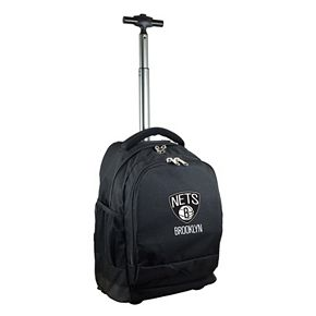 Brooklyn Nets Premium Wheeled Backpack