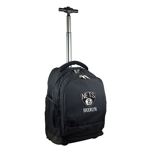 Brooklyn Nets Premium Wheeled Backpack
