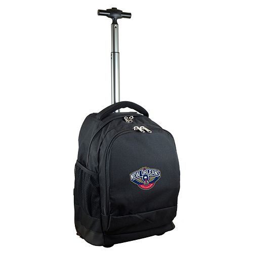 New Orleans Pelicans Premium Wheeled Backpack