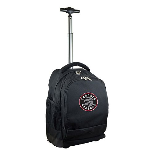 Toronto Raptors Premium Wheeled Backpack