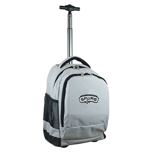 San Antonio Spurs Premium Wheeled Backpack