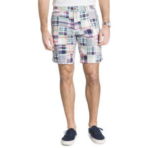Men's IZOD Madras Patchwork Shorts