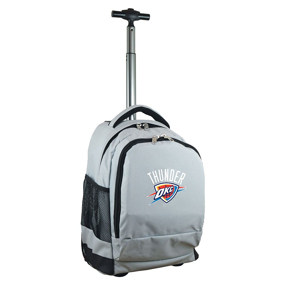 Oklahoma City Thunder Premium Wheeled Backpack
