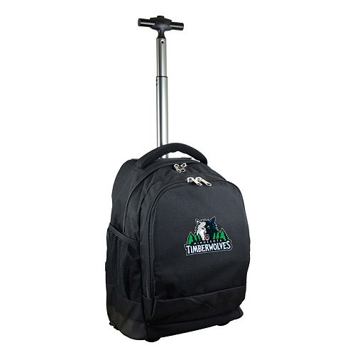 Minnesota Timberwolves Premium Wheeled Backpack