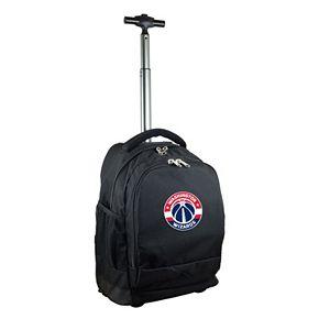 Washington Wizards Premium Wheeled Backpack