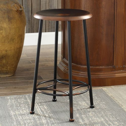 Whitman Industrial Counter Stool