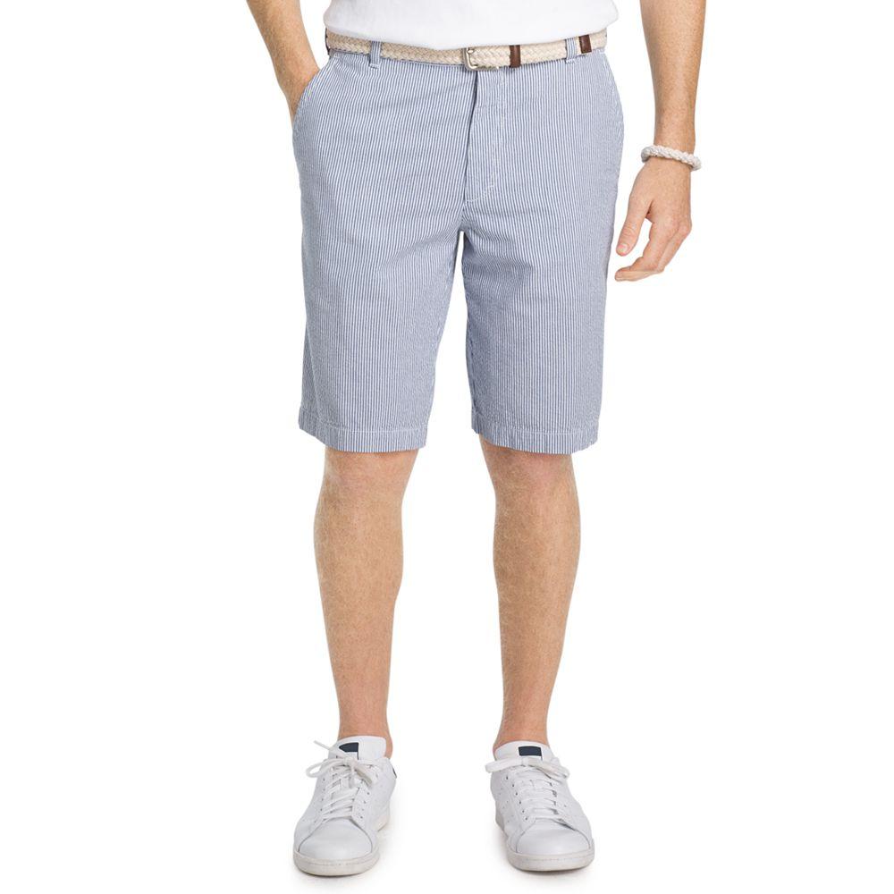 IZOD Classic-Fit Seersucker Shorts