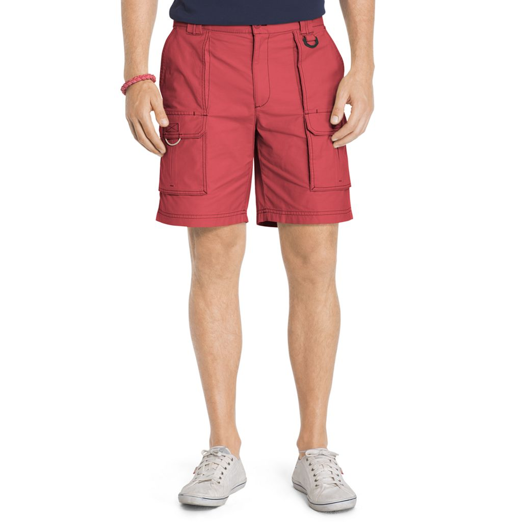 Men's IZOD Surfcaster Classic-Fit Performance Stretch Shorts