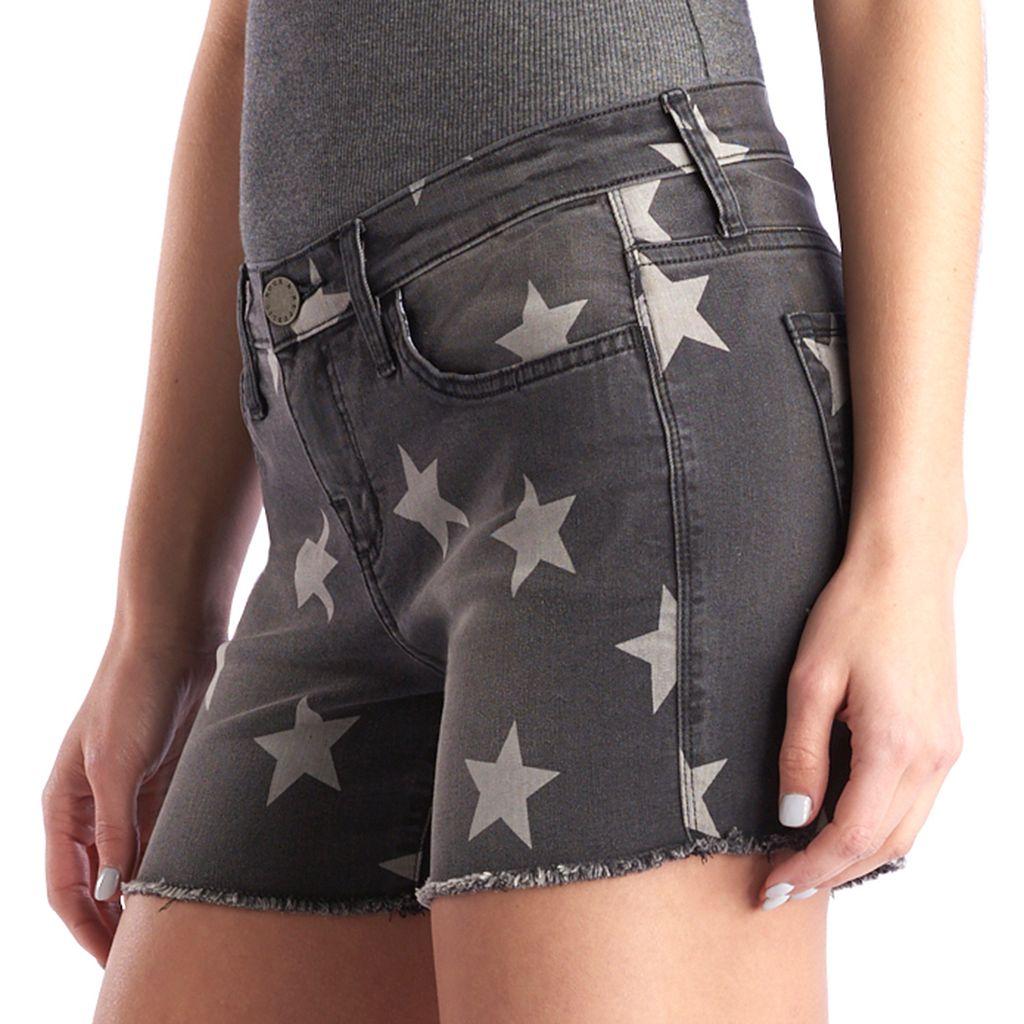 Women's Rock & Republic® Hula Star Jean Shorts