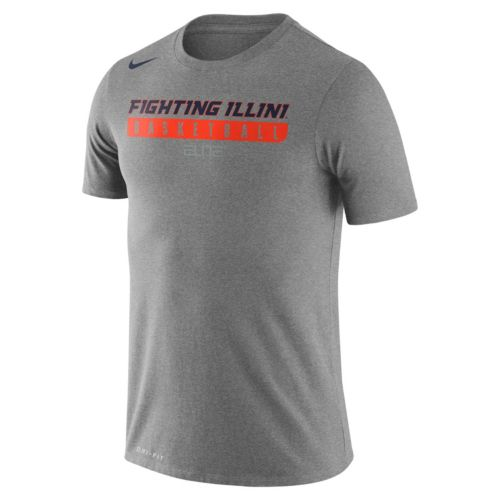 Men's Nike Illinois Fighting I...