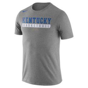 Men's Nike Kentucky Wildcats Basketball Practice Dri-FIT Tee
