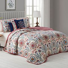 Avondale Manor 5-piece Valena Quilt Set