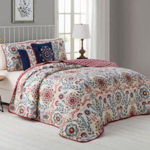 Avondale Manor 5-piece Valena Quilt Set
