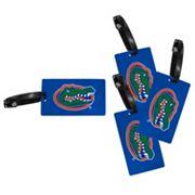 Florida Gators 4-Pack Luggage Tag Set
