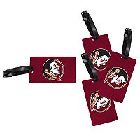 Florida State Seminoles 4-Pack Luggage Tag Set