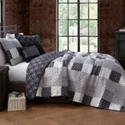 Avondale Manor 5 pc Evangeline Quilt Set