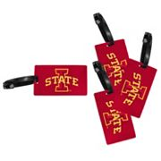 Iowa State Cyclones 4-Pack Luggage Tag Set