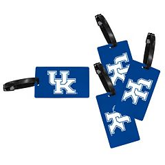 Kentucky Wildcats 4-Pack Luggage Tag Set