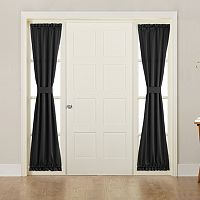 Sun Zero Gramercy Side Light Window Curtain