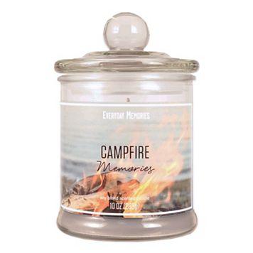 Campfire Memories 10-oz. Candle Jar