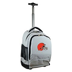 Cleveland Browns Premium Wheeled Backpack