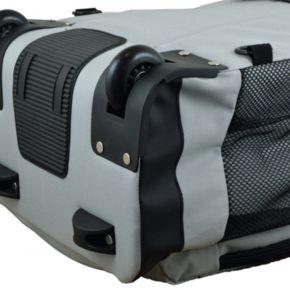 Carolina Panthers Premium Wheeled Backpack
