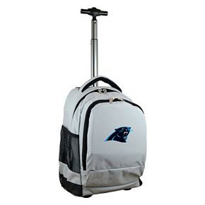 Carolina Panthers Premium Wheeled Backpack