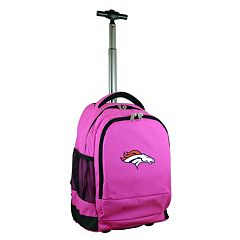 Denver Broncos Premium Wheeled Backpack