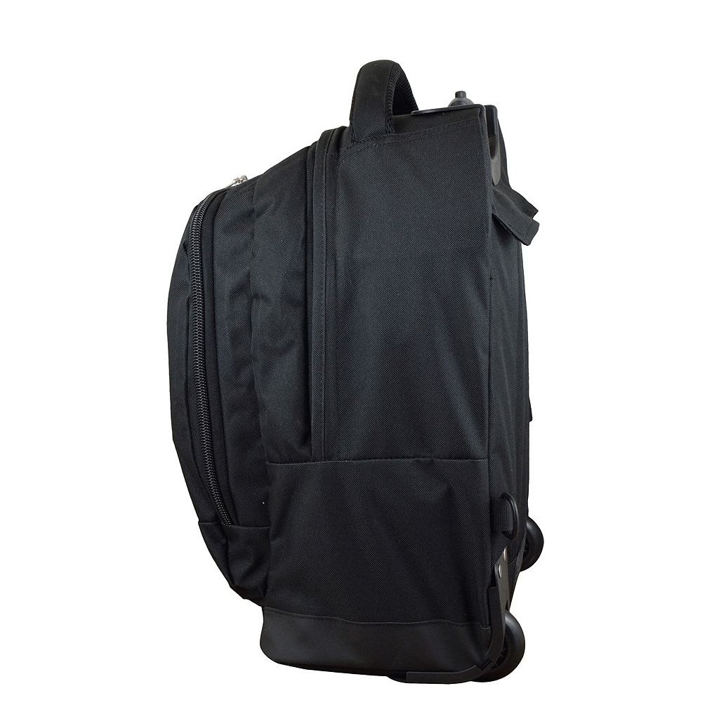 Detroit Lions Premium Wheeled Backpack