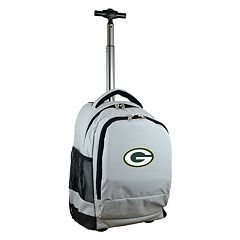 Green Bay Packers Premium Wheeled Backpack