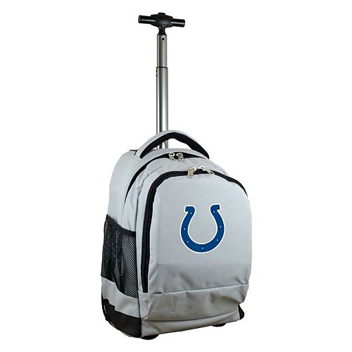 Indianapolis Colts Premium Wheeled Backpack