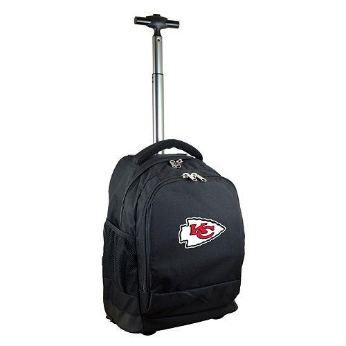 Kansas City Chiefs Premium Wheeled Backpack