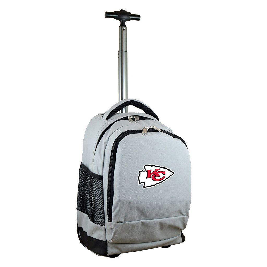 Kansas City Chiefs Premium Wheeled Backpack