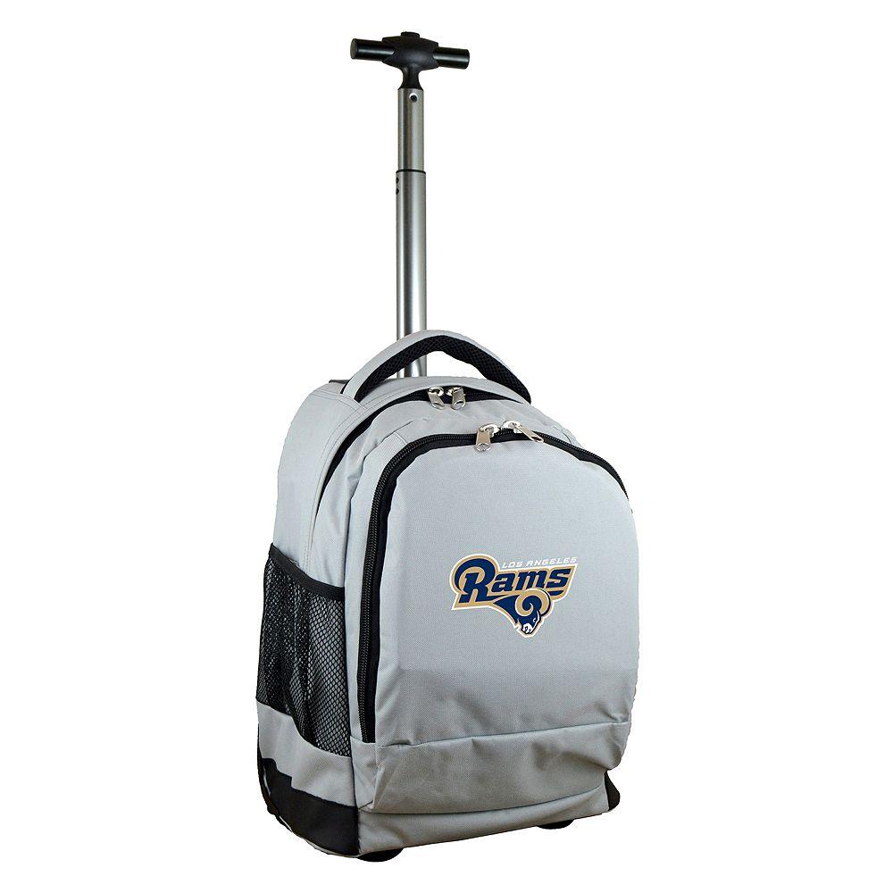 Los Angeles Rams Premium Wheeled Backpack
