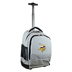 Minnesota Vikings Premium Wheeled Backpack
