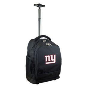 New York Giants Premium Wheeled Backpack