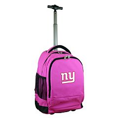 New York Giants Premium Wheeled Backpack