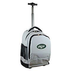 New York Jets Premium Wheeled Backpack