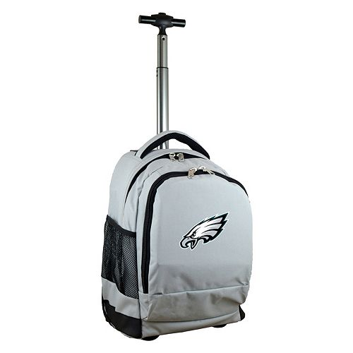 Philadelphia Eagles Premium Wheeled Backpack