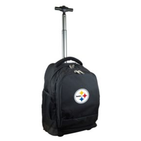 Pittsburgh Steelers Premium Wheeled Backpack