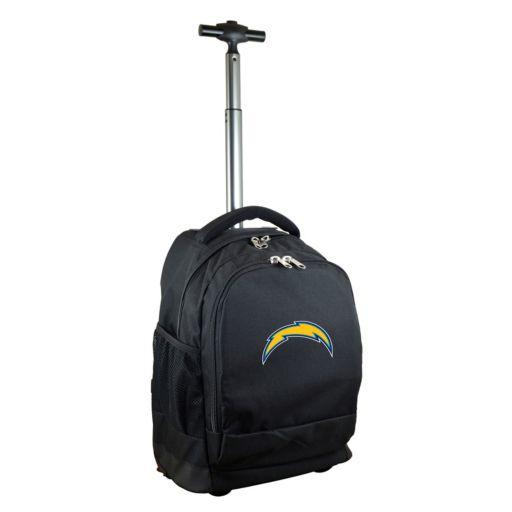San DiegoChargers Premium Wheeled Backpack