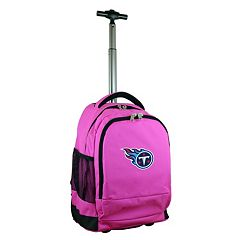 Tennessee Titans Premium Wheeled Backpack