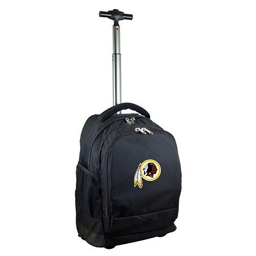 Washington Redskins Premium Wheeled Backpack