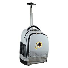 Washington Redskins Premium Wheeled Backpack