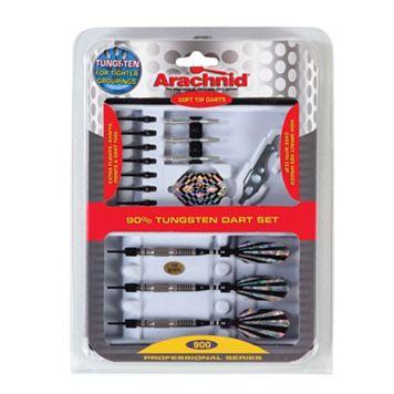 Arachnid 3-pk. 90% Tungsten Soft Dart Set