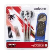 Unicorn Steel 600 3-pk. Stainless Steel Dart Set