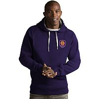 Men's Antigua Orlando City SC Victory Pullover Hoodie
