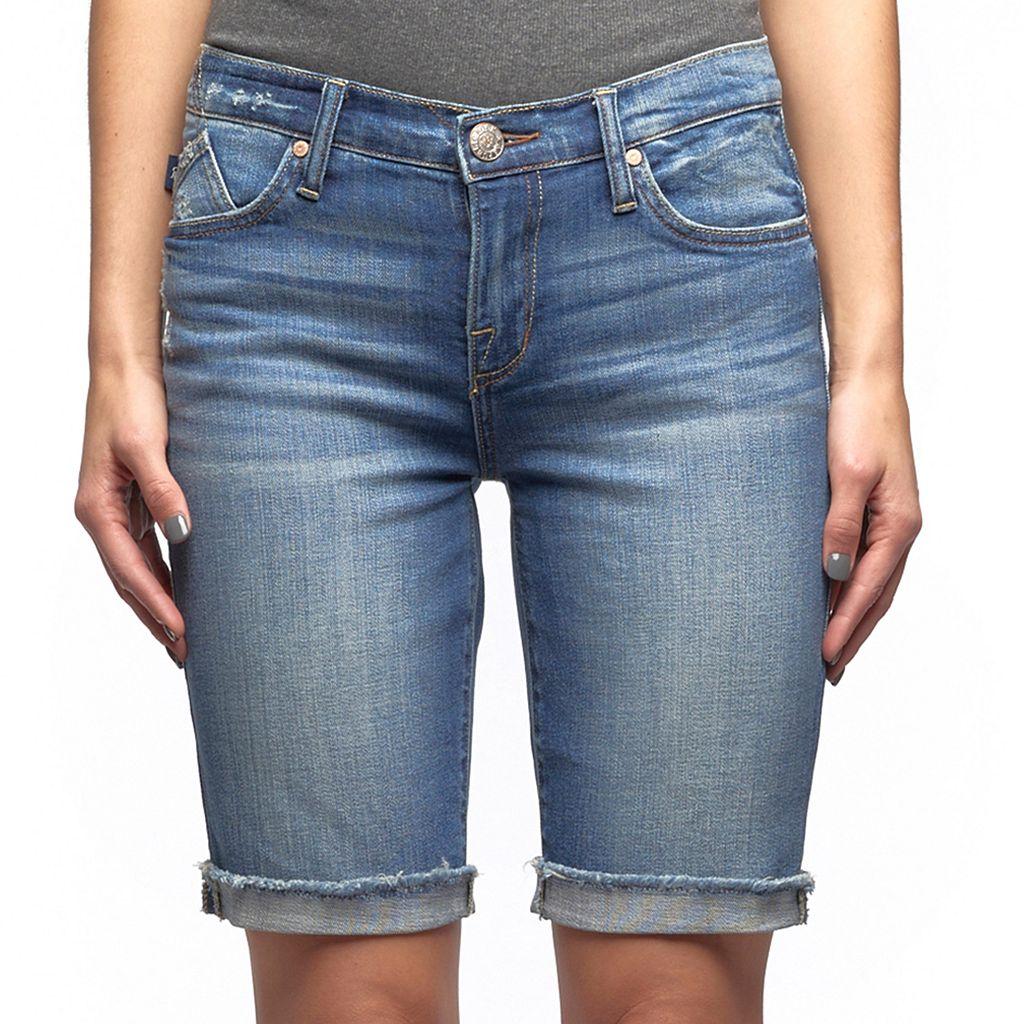 Women Rock & Republic® Kristy Bermuda Jean Shorts