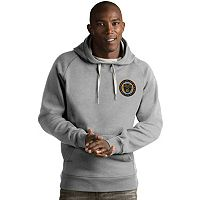 Men's Antigua Philadelphia Union Victory Pullover Hoodie